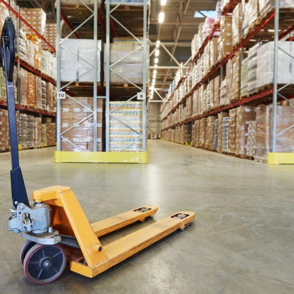 wgm transport regelt de opslag en distributie van uw goederen
